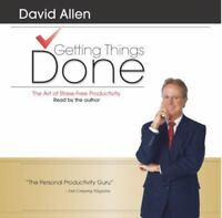 Getting Things Done: The Art Of Stress-Free Productivity, Allen, David, Good Boo