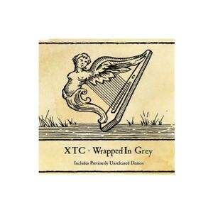 XTC Wrapped In Grey CD Virgin 1992 NEW