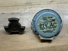 Samsung Microwave Oven SMH9207ST Turntable Motor And Coupler DE31-10172C