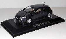 Renault Megane coupe 2009 (Dark Grey Metallic) NOREV MODELS 1/43 #517632