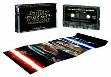 Star Wars The Force Awakens Cassette John Williams 0050087345419