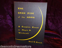 COMPLETE COURSE IN MAGIC & WITCHCRAFT Basil Crouch Finbarr Occult Grimoire