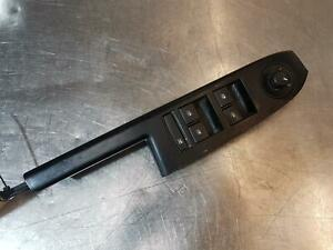 HOLDEN BARINA RIGHT FRONT POWER WINDOW SWITCH (MASTER SWITCH), TM, 09/16-12/18