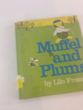 Muffle and Plums - Lilo Fromm (1972, 1st Ed., Hardcover, Dust Jacket)