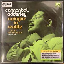 "Cannonball Adderley - ""Swingin' In Seattle..."" new RSD BF '18 vinyl LP"