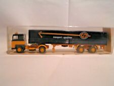 WIKING HO (1/87) CAMION SCANIA SEMI-REMORQUE BÂCHE