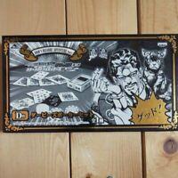 Ichiban KUJI JoJo's Bizarre Adventure Prize D'Arby Poker set Playing Cards chips