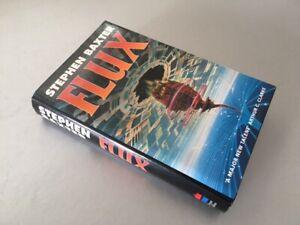 Stephen Baxter Flux 1st Edition UK Hardback