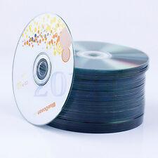 10pcs 52X Blank CD-R CDR Recordable Disc Media 700MB 80Mins YG
