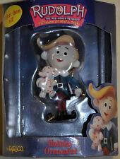 * Hermey Spotted Elephant Doll * Ornament Rudolph Island Misfit Toys Hermy