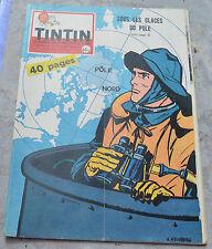 Journal Tintin n°570, 24 septembre 1959, dessin à la une de Weinberg, Dan Cooper