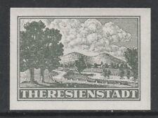 Cinderella 6939 - Terezin Ww2 Concentration Camp label unmounted mint
