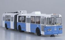 Start Scalemodels (SSM) 1/43. ziu-10 (ziu-683) Russian trolleybus.