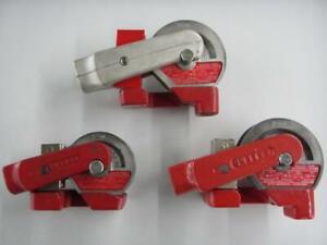 3x Hand Rohrbiegewerkzeug ROTHENBERGER Rohrbieger, Biegewerkzeug Ø 12, 14, 15 mm