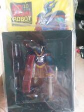 Go Nagai Robot Collection N 10 GENERALE NERO Figure +Fascicolo SIGILLATO