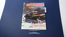 1998 Ski-doo FORMULA S/ S  ELECTRIC Snowmobile Parts Manual #480 1447 00