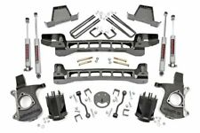 "Rough Country 6"" Lift Kit (fits) 99-06 Silverado Sierra 1500 2Wd   N3 Shocks"