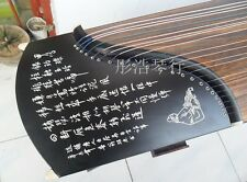 "49"" Gu Zheng Harp Traditional Chinese musical instrument Chinese zither #T074"
