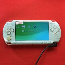 P11280 Sony PSP-2000 console Mint green Handheld system Japan Express x