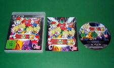 Dragon Ball Raging Blast 2 mit Anleitung und OVP fuer Playstation 3 PS3