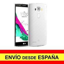 Funda Silicona para LG G4 Carcasa Transparente TPU ¡ESPAÑA! a2109