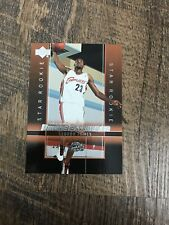🔥2003-04 Upper Deck LEBRON JAMES Rookie Exclusives Cavs Lakers MVP Star RC Card