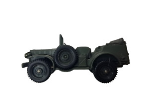 1/43 Scale Jeep Style Military USA Model Car Vehicle Open Car Dodge Army Diecast