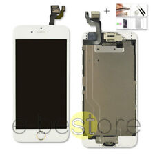 """Replacement For iPhone 6 4.7"""" LCD Screen Digitizer Camera White Gold Home Button"""