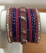Indian Bangles Jewellery Designer Traditional Bangle Set Brand New