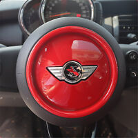 Steering Wheel Cover For Mini Cooper Clubman Countryman Hatchback Hardtop A06