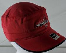f9a112e4d17 LZ Reebok Women s One Size OSFA Washington Capitols NHL Baseball Cap Hat  NEW B31
