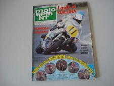 MOTOSPRINT 27-28/1980 GILERA 125 TG1 TG 1/SIMONINI INDIAN FOUR STROKES