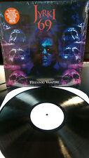 JYRKI 69 - Helsinki Vampire LP (69 Eyes) Last Halloween BloodLust Goth Rock