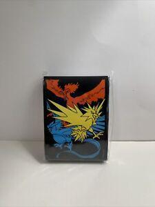 Pokemon TCG Hidden Fates Card Sleeves 65x New Sealed
