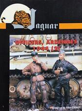 JAGUAR 1/35 Officers Ardenness 1944 (2 Figure set) - JAG-63044