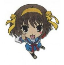 Haruhi Suzumiya Patch Cosplay Anime Manga Licensed Sealed Rare VTG Oop NEW
