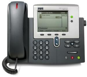 Teléfono IP Cisco 7940G CP-7940