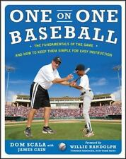 One on One Baseball: The Fundamentals of the Game and How to Keep It-ExLibrary