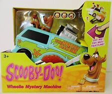 Scooby-Doo! Wheelie Mystery Machine Electronic Toy Car Bus Drag-Racing NKOK 2016