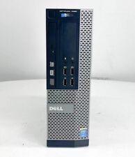 Dell Optiplex 7020 SFF PC Intel Core i7-4790 3.60GHz 8GB RAM 500GB HDD Win 10 Pr