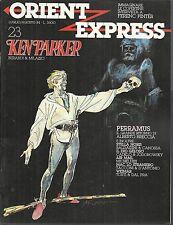 ORIENT EXPRESS rivista n° 23 (KEN PARKER.)