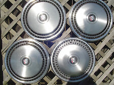1981 1986 BUICK LESABRE ELECTRA ESTATE WAGON HUBCAPS WHEEL COVERS CENTER CAPS