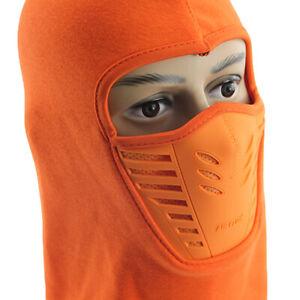 Outdoor Protect Camping Breathable Balaclava Face Mask Hat Cap Aiti Saliva
