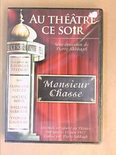 DVD THEATRE / MONSIEUR CHASSE / MICHEL ROUX / NEUF SOUS CELLO