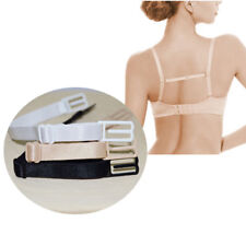 Nonslip Elastic Adjustable Band Bra Strap Holder Strap Racer Back Clip for Women