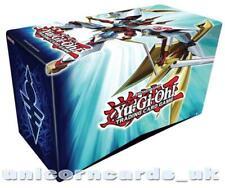 100 Holo Foil YuGiOh! Cards Collection - Super, Ultra, Platinum, Starfoil + Box!