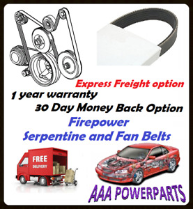 SERPENTINE BELT FOR MERCEDES BENZ E240 E280 E320 E430 2.4L 2.6L 2.8L 3.2L 4.3L
