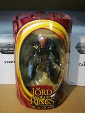 LORD OF THE RINGS  The Two Towers Toy Biz Figure GRISHNAKH