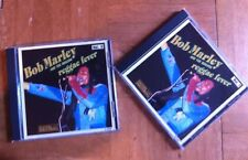 Bob Marley and The Wailers Reggae Fever  ( 2 Discs, Madacy Distribution)