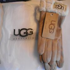 UGG Women's winter gloves - beige - brand new